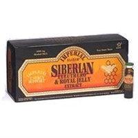 Imperial Elixir - Siberian Eleuthero Extract & Royal Jelly - 10 Bottles