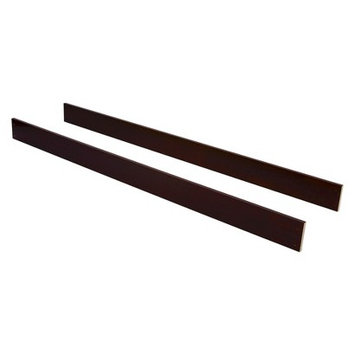 Simmons Kids Simmons Madisson Bed Rails - Black Espresso
