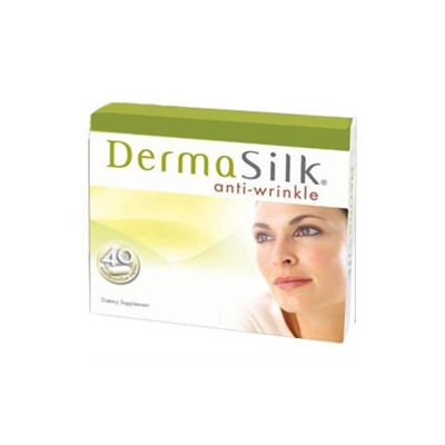Biotech Corporation DermaSilk Anti-Wrinkle - 40 Caplets
