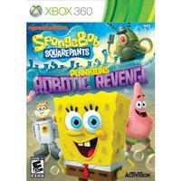 Activision Blizzard Inc. Spongebob Squarepants: Planktons Robo - Xbox 360
