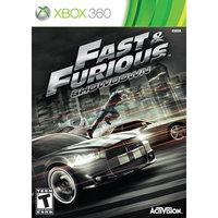 Activision Blizzard Inc 76736 Fast Furious Showdown X360