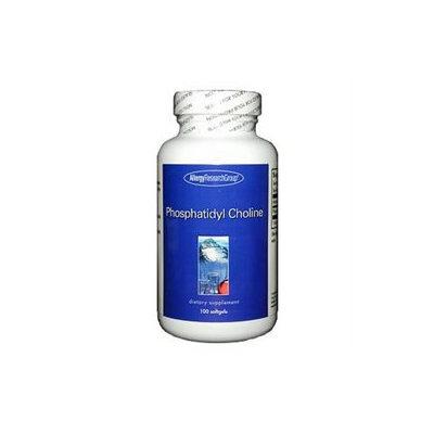NutriCology Phosphatidylcholine 100 SoftGels