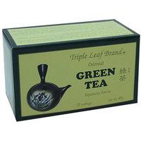 Triple Leaf Teas Green Tea Regular
