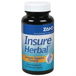 Frontier Insure Immune Support Caps 60 capsules, Zand
