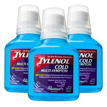 Tylenol® Nighttime Cool Burst Liquid