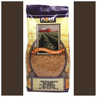 NOW Foods - Golden Flax Seeds Organic Non-GE - 16 oz.