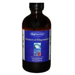 Allergy Research nutricology SOLUTION OF MAGNESIUM 8 Oz by Nutricology/ Allergy Research Group