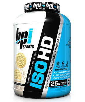 BPI Iso-HD Vanilla Cookie - 23 Servings