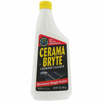 Blue Ribbon Products 88100 Cerama Bryte Cooktop Cleaner - 28 Oz.
