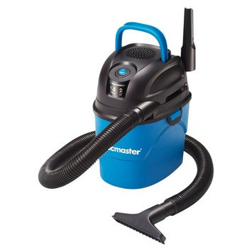Vacmaster 1.5-Gallon Wet/Dry Vac