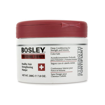 BOSLEY HEALTHY HAIR STRENGTHENING MASQUE 7 OZ for UNISEX
