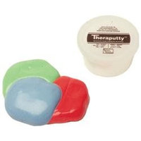 CanDo Theraputty 10-0969 Exercise Material 3 Ounce Green Medium