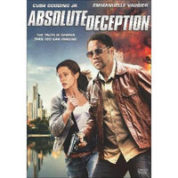 Absolute Deception (dvd) (ultraviolet Digital Copy)