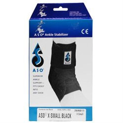 Med Spec Aso Ankle Stabilizer Orthosis Large