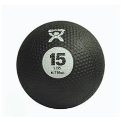 Cando 15 lb. Plyometric Weighted Bouncy Ball