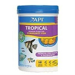 Mars Fishcare North America Api Tropical Premium Pellet Fish Food