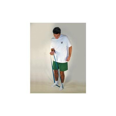 Cando 10-5295 Band Exercise Loop - 30 Inch Long - black - X-Heavy