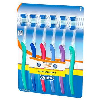 Oral-b ORAL B 6CT Indicator Toothbrush