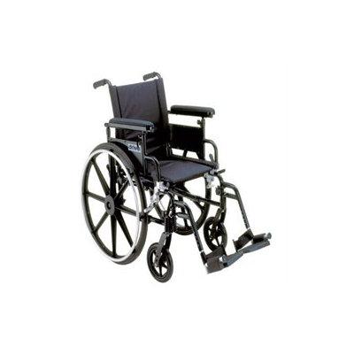 Drive Medical Viper Plus GT Wheelchair in Black