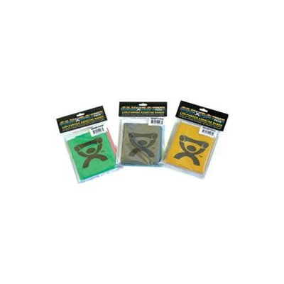 Cando Low-Powder Exercise Band PEP Variety Pack - Moderate