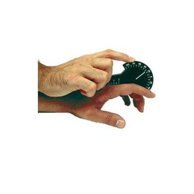 Baseline plastic finger goniometer, 1-finger design