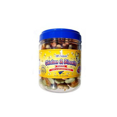 Pet Center Inc Pet Center DPC88160 Chicken and Biscuits 1lb Cansiter