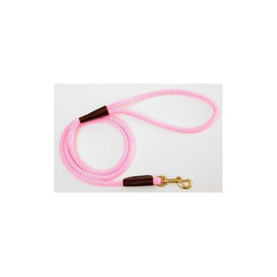 Mendota Small Snap Leash in Hot Pink