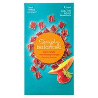 Simply Balanced Strawberry Mango Fruit Twists 5.1 oz