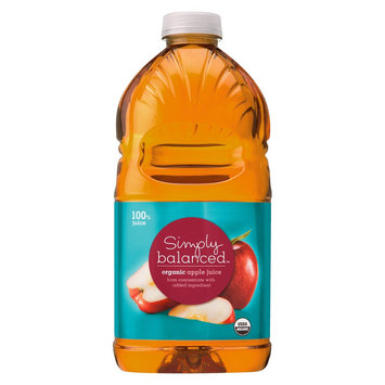 Clement Pappas Simply Balanced Apple Juice 64 oz.