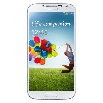 Samsung Galaxy S4 White Unlocked Smartphone