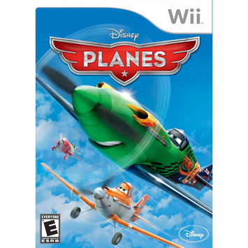 Bvi Take-Two Disney Planes - Action/Adventure Game - Wii