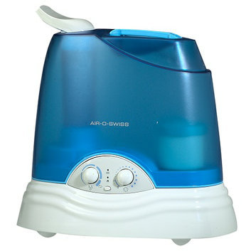 Air-O-Swiss Warm & Cool Mist Ultrasonic Humidifier