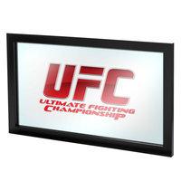 Ec Team Apparel UFC Framed Logo Mirror