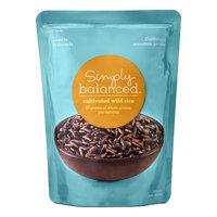 Select Brands Llc Simply Balanced Wild Rice Micro Pouch 8 oz