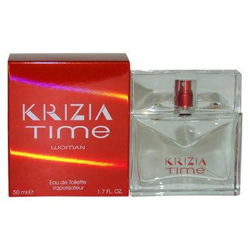 Krizia Time By Krizia For Women - 1.7 Oz Edt Spray
