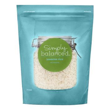 Select Brands Llc Simply Balanced Dry Jasmine Rice 30 oz