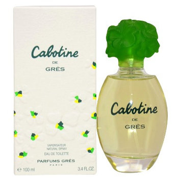 Gres Cabotine by Gres for Women 3.4 oz EDT Spray - LABORATORIOS ROMOGO S.A.