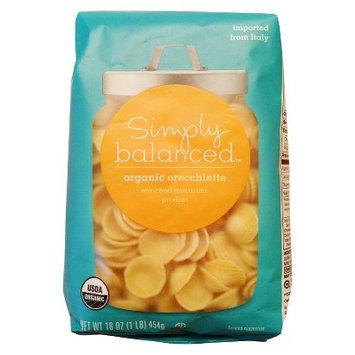 Simply Balanced Organic Orecchiette Pasta 16 oz