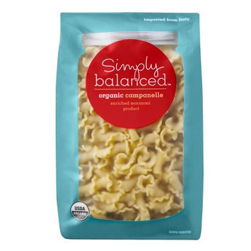 Simply Balanced Organic Campanelle Pasta 16 oz