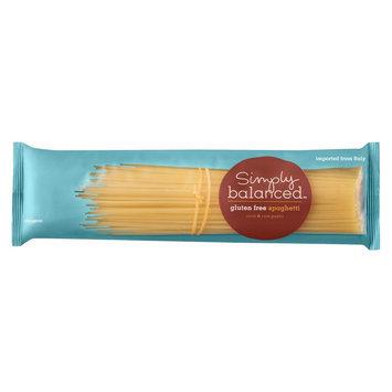 Simply Balanced Gluten Free Spaghetti Pasta 12 oz