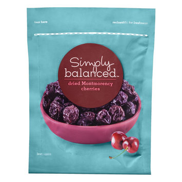 Simply Balanced Dried Montmorency Cherries 5oz