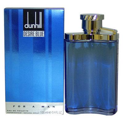 Men's Desire Blue by Alfred Dunhill Eau de Toilette Spray - 3.4 oz