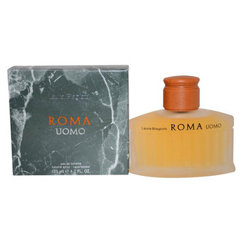 Laura Biagiotti Roma by Laura Biagiotti for Men 4.2 oz EDT Spray - Laura Biagiotti