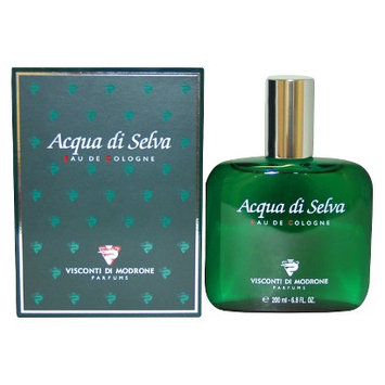 Acqua Di Selva Men's Acqua De Selva by Visconti Di Modrone Eau de Cologne Splash - 6.