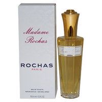 Madame Rochas By Rochas Edt Spray 3.4 Oz