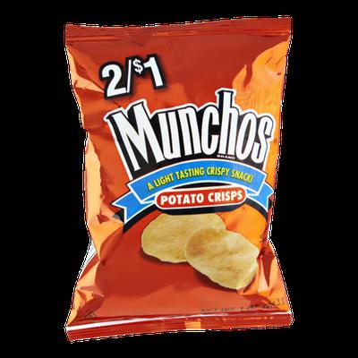 Munchos Potato Crisps