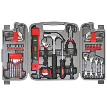 Apollo Precision Tools 53-Piece Household Tool Kit