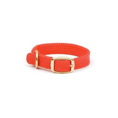 Mendota Double Braid Junior Collar in Red