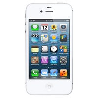 Apple Computers Apple iPhone 4S 16GB in White