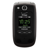 Samsung - Convoy 2 Mobile Phone - Gray (Verizon Wireless)